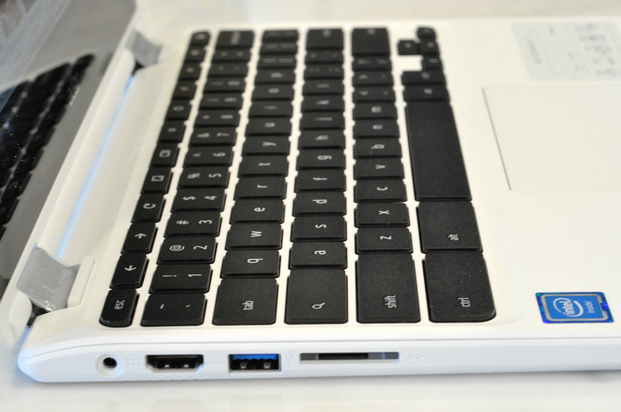 Acer CHROMEBOOK R11 keyboard