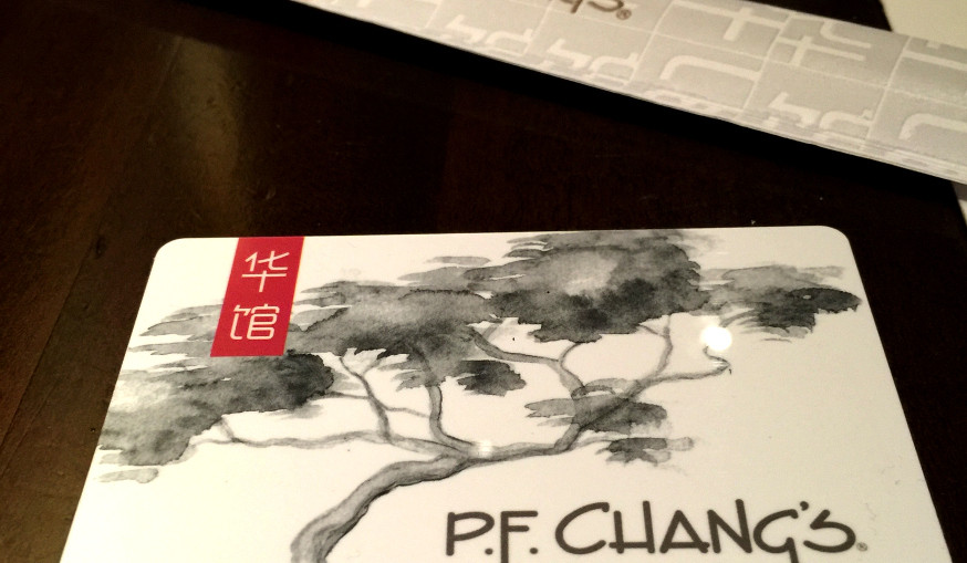P.F. Chang's For the Holidays With A Gift Card Dining Deal and ...