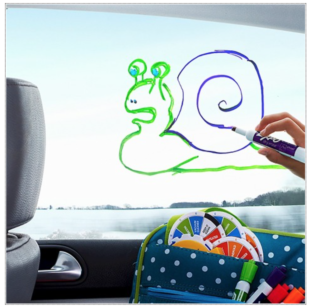 Wonderpack - Backseat Boredom Blaster photo via target