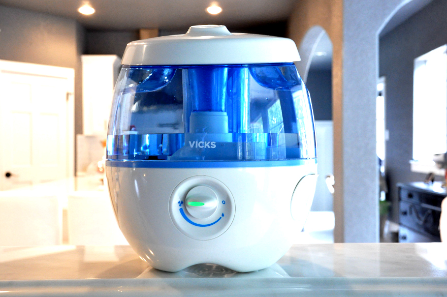 Sweet Dreams Vicks cool mist humidifier review