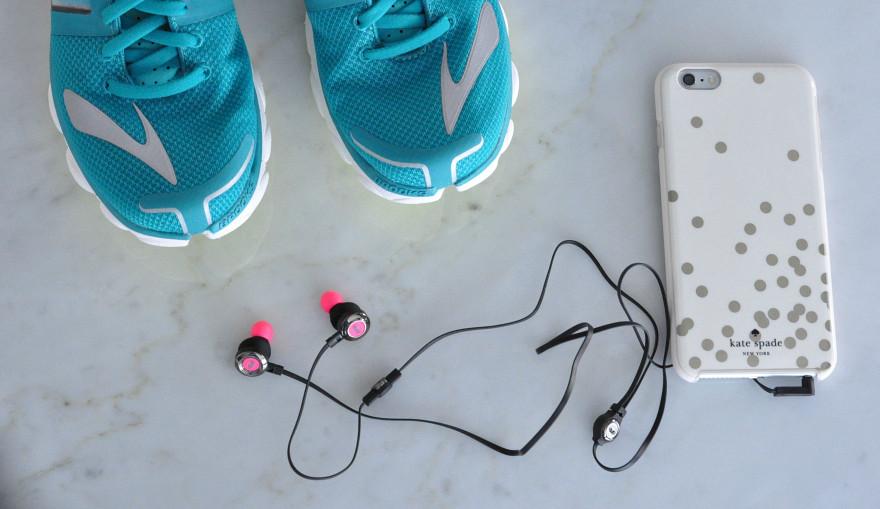 monster clarity HD in-ear headphones