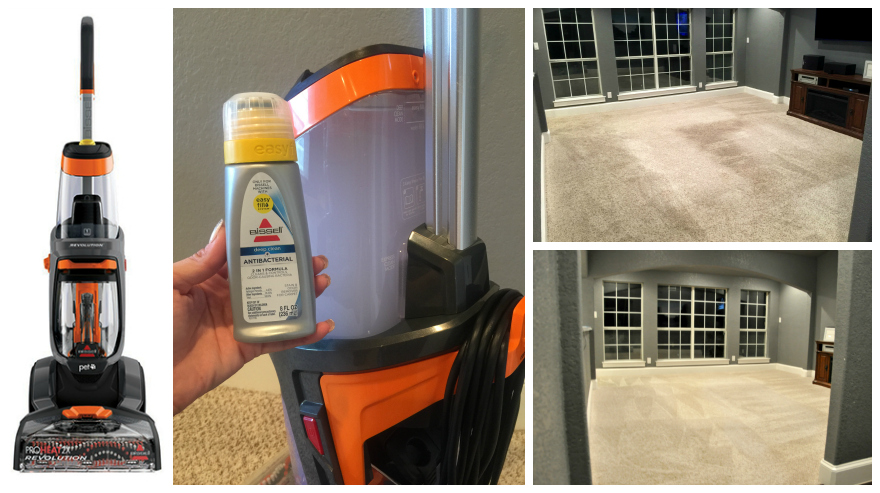 Bissell Proheat 2x Revolution Pet Carpet Cleaner Review A Thrifty Diva