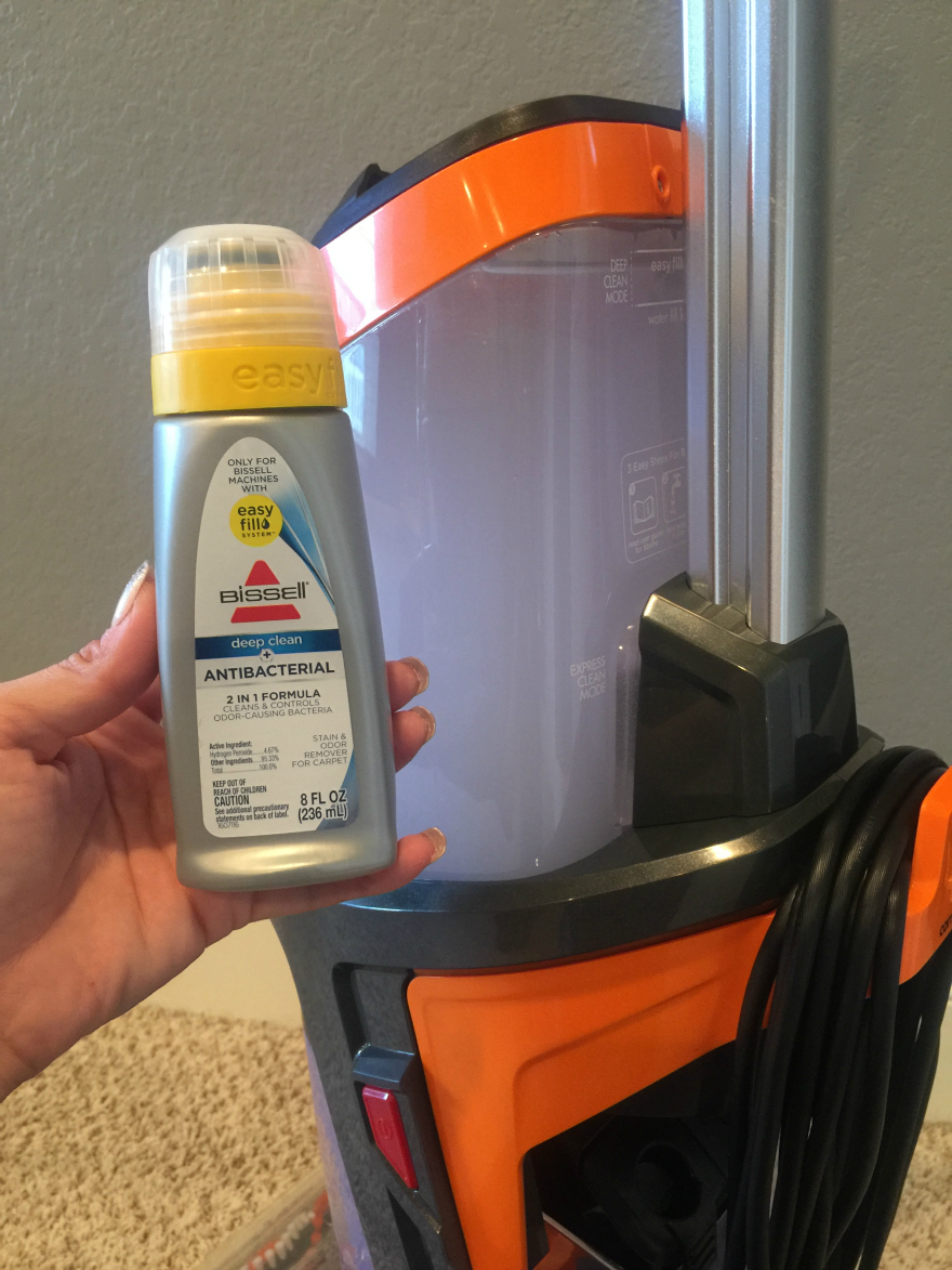 BISSELL ProHeat 2X Revolution Pet Carpet Cleaner Review cleaner