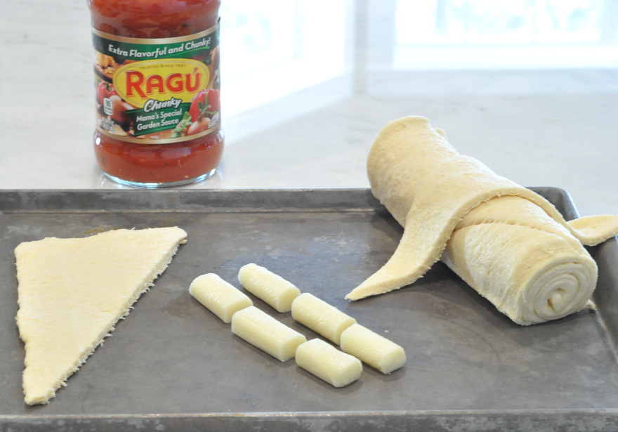 How to make Baked Ziti and Fried Cheese Recipe Ragu Pasta Sauce Recipes #simmeredintradition #ragu