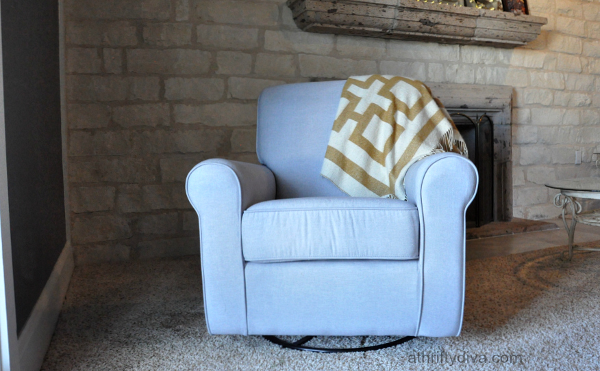 Delta Children Avery Upholstered Glider Review