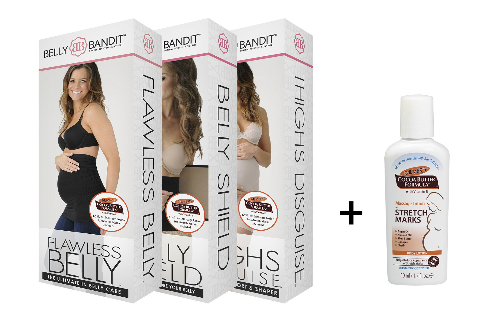 Palmer's Cocoa Butter and Belly Bandit Partner To Reduce Stretch Marks