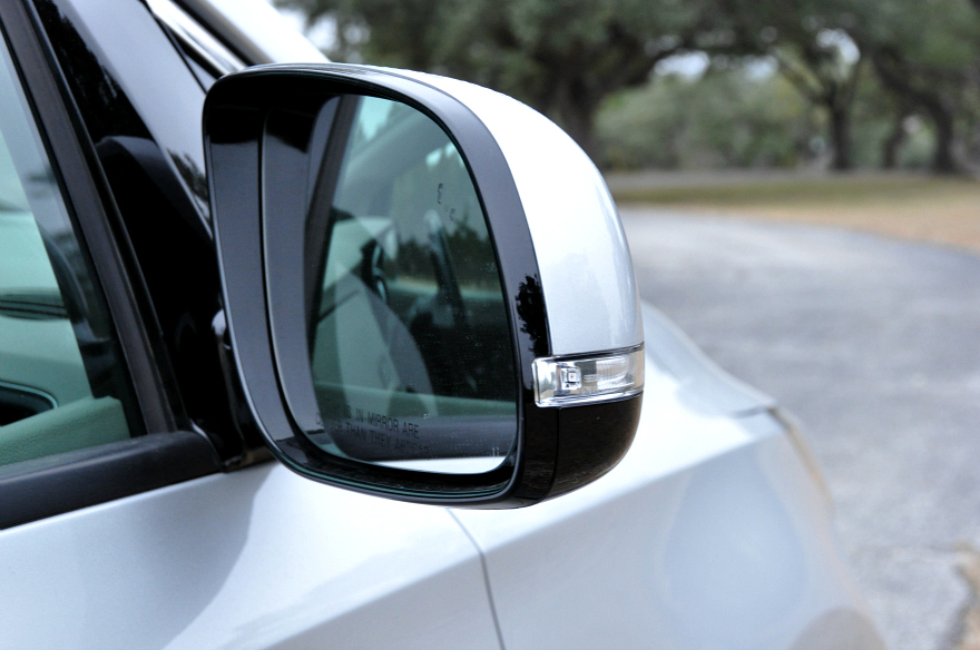 Kia Sedona Side View Mirror