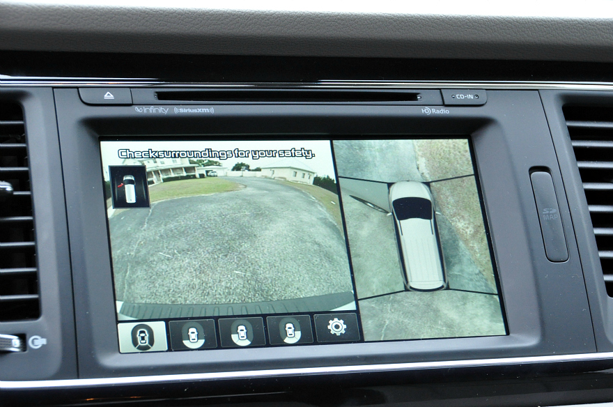 Kia Sedona Surround View Monitor