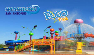 1 year of free family fun with Pogo Pass San Antonio Splashtown
