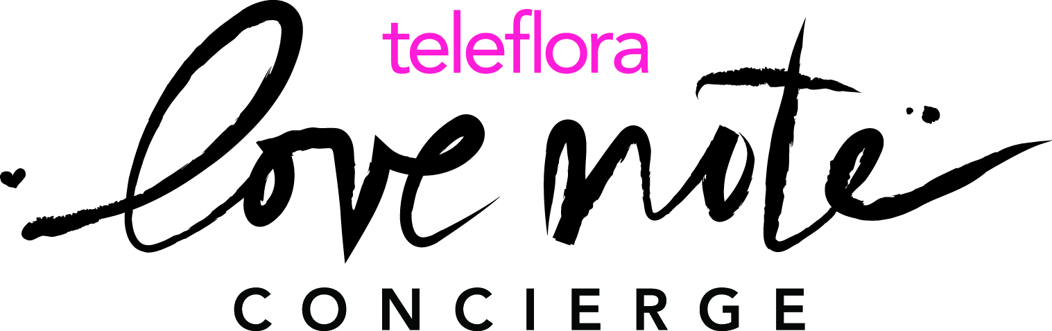 Valentine's Day with Teleflora & Love Notes Concierge