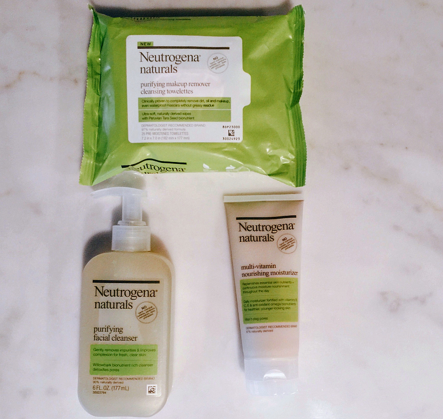 Neutrogena Naturals products I love
