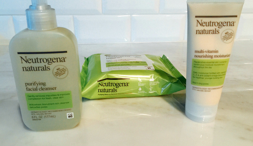 Neutrogena Naturals purifying #NeutrogenaNaturals #IC #ad