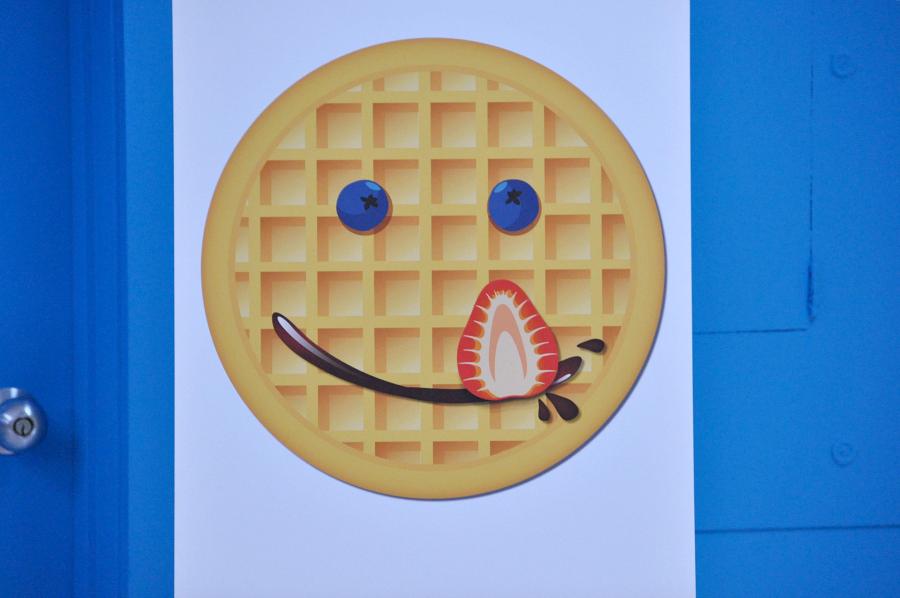Eggo Waffles Eggojis
