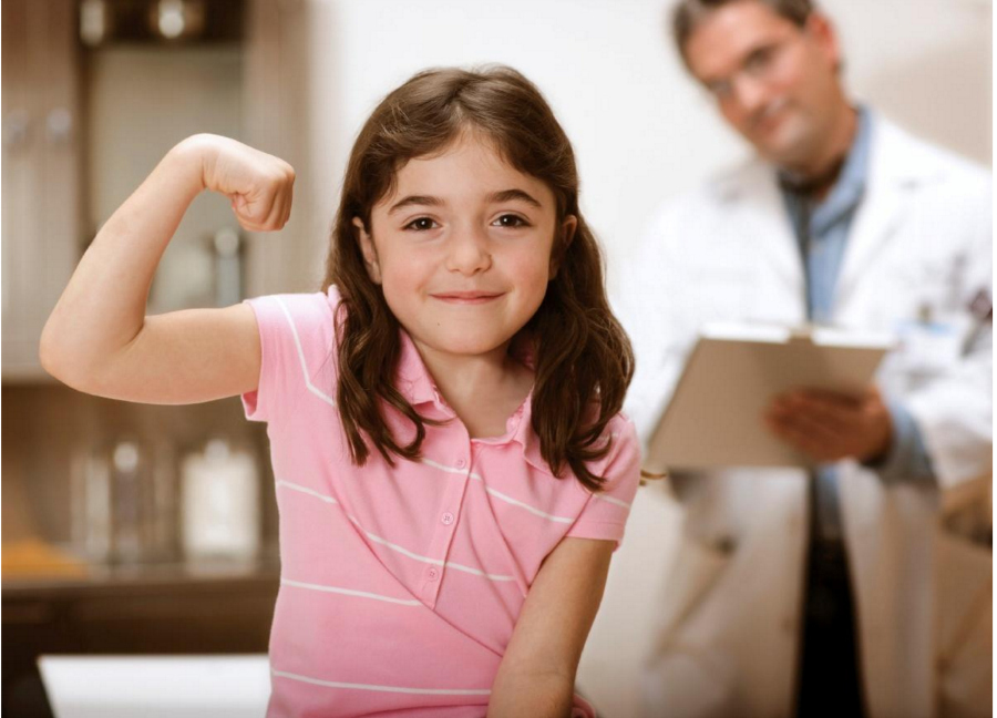 Kids Health Too Important to Overlook