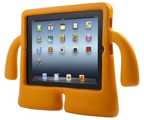 SPECK PRODUCTS IGUY FREESTANDING CASE FOR IPAD - for kids carry on