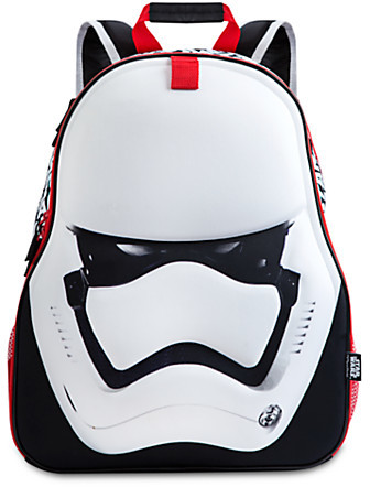 STORMTROOPER BACKPACK - STAR WARS- THE FORCE AWAKENS for kids carry on
