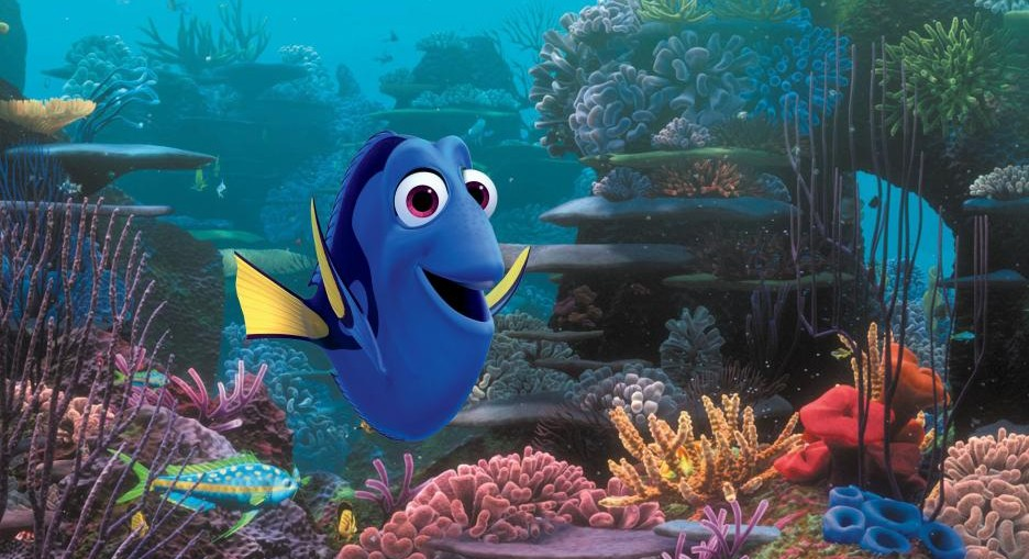 Finding Dory Printable Party Activities