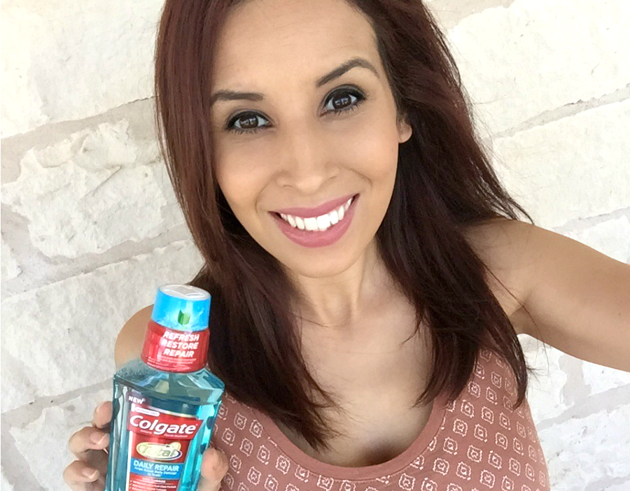 Featured Photo Morning Regimen My healthy selfie #MyColgateSelfie