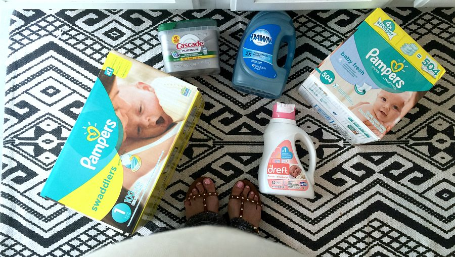 Stay Stocked & Prep For Baby with #AvoidTheOops Avoid The Oops at Walmart prepping for baby