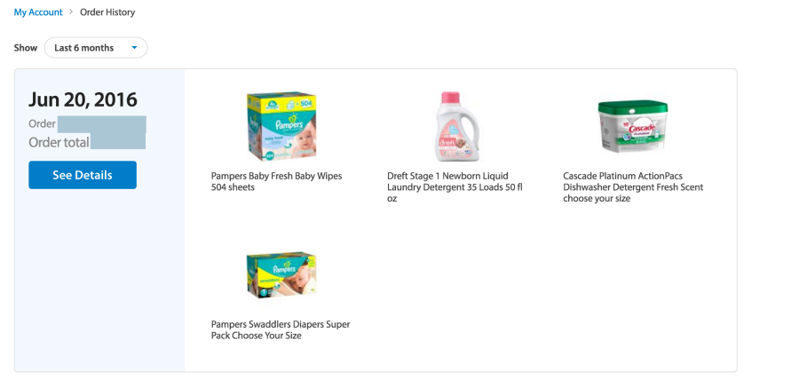 Avoid the oops order Stay Stocked & Prep For Baby with #AvoidTheOops