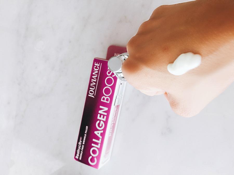 Jouviance Collagen Boost review at athriftydiva Anti-aging Skin Care With Jouviance #BonjourJouviance