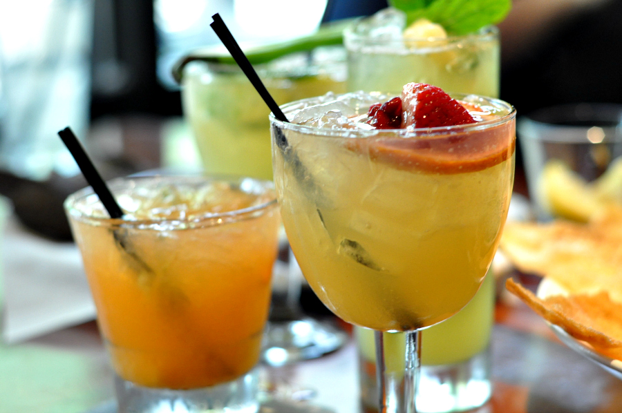 Yard HOuse Cocktails