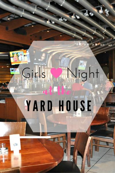 Girls Night at the Yard House