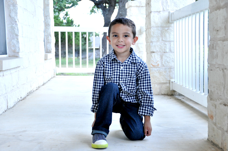 Carter's Stylish Back to School Clothes #kohls #firstdayeveryday