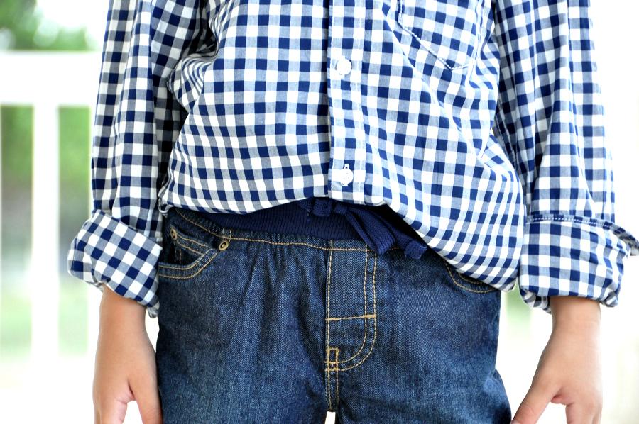Elastic waist Stylish Back to School Clothes #kohls #firstdayeveryday
