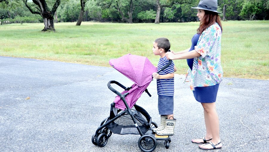 Evenflo Sibby Travel System and the Ride-Along Board Stroller