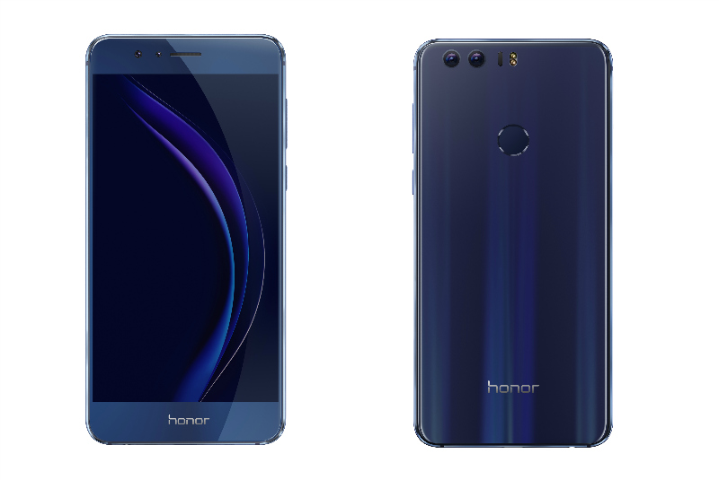 Huawei Honor 8 Unlocked Smartphone at BestBuy