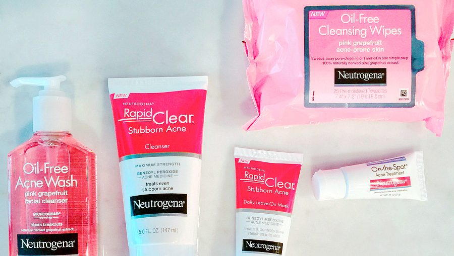 Neutrogena Acne Treatment tips