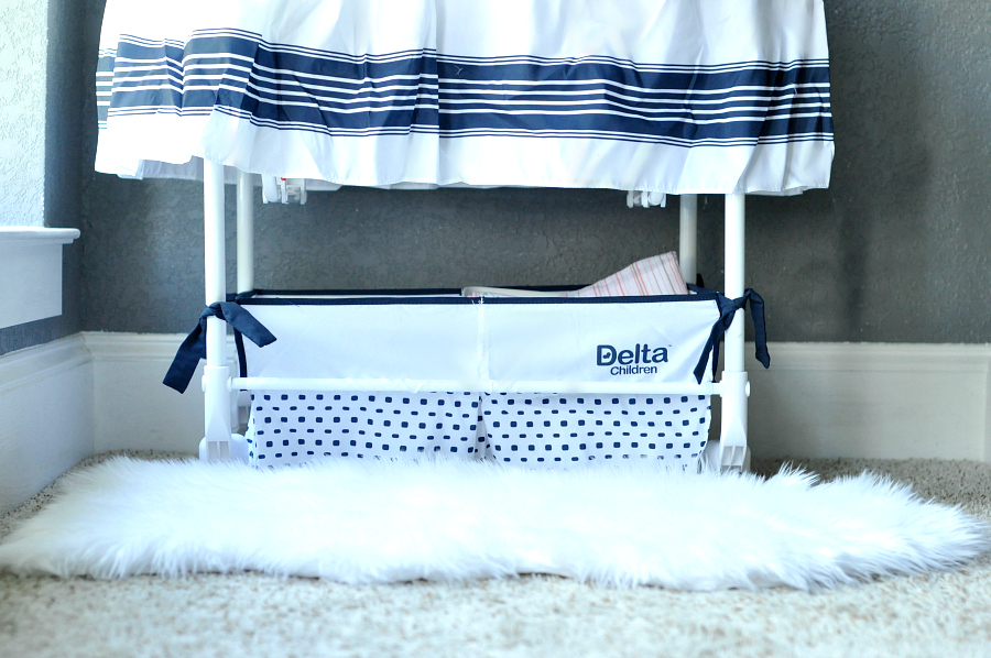 Delta Children Bassinet Large storage basket underneath provides ample storage for all things baby Do you really need a Bassinet?