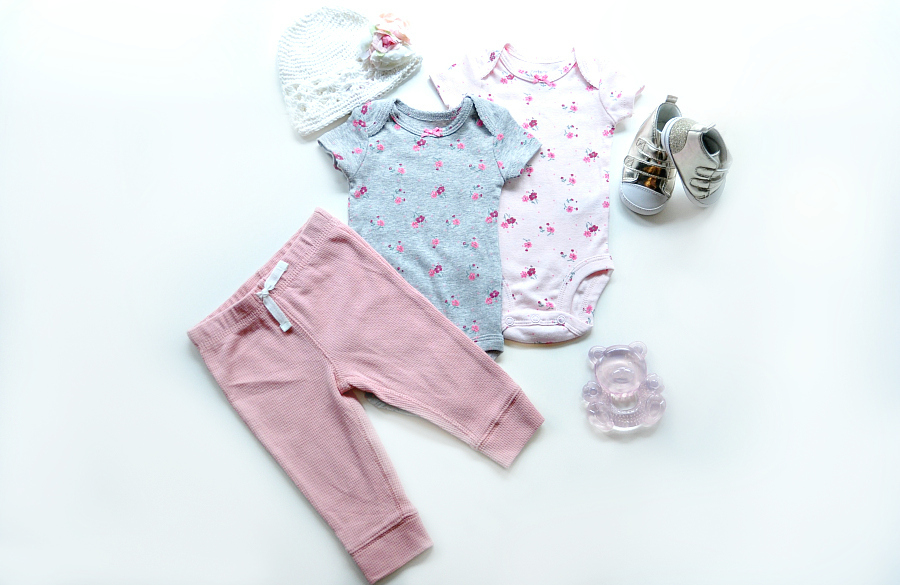 The Essentials for baby Carter's Original Bodysuit outfits