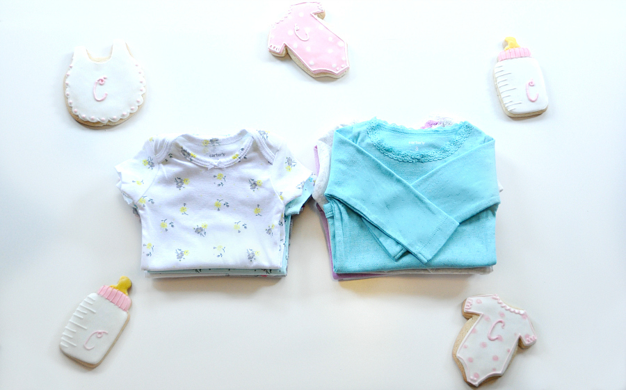 The basic essentials Carter's Original Bodysuit two styles
