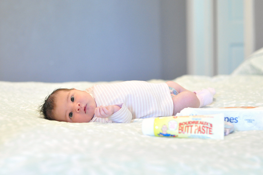 Learn How To Treat Diaper Rash with Boudreaux's Butt Paste #ButtPasteMom