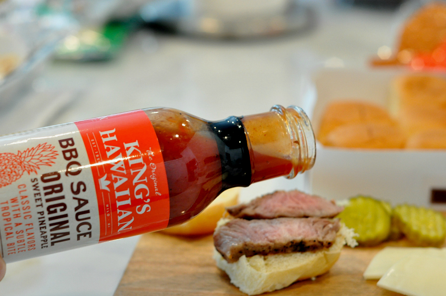 kings-hawaiian-bbq-sauce-pork-steak-sliders-recipe