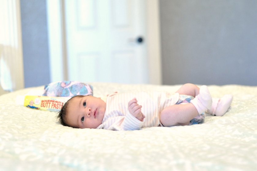 How To Prevent and Treat Diaper Rash #ButtPasteMom - A