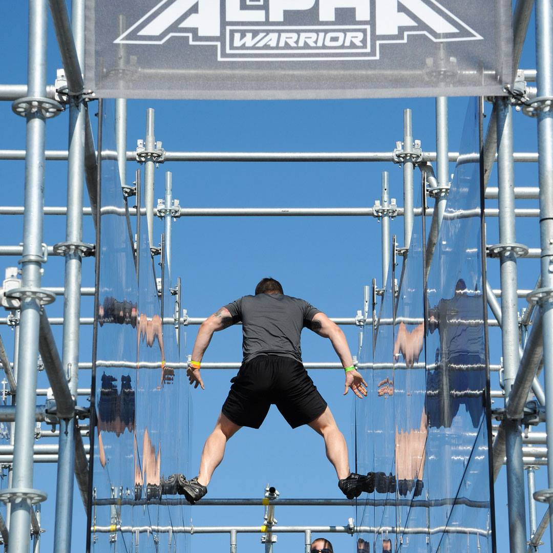 The Alpha Warrior Challenge brings pure sport to obstacle racing.