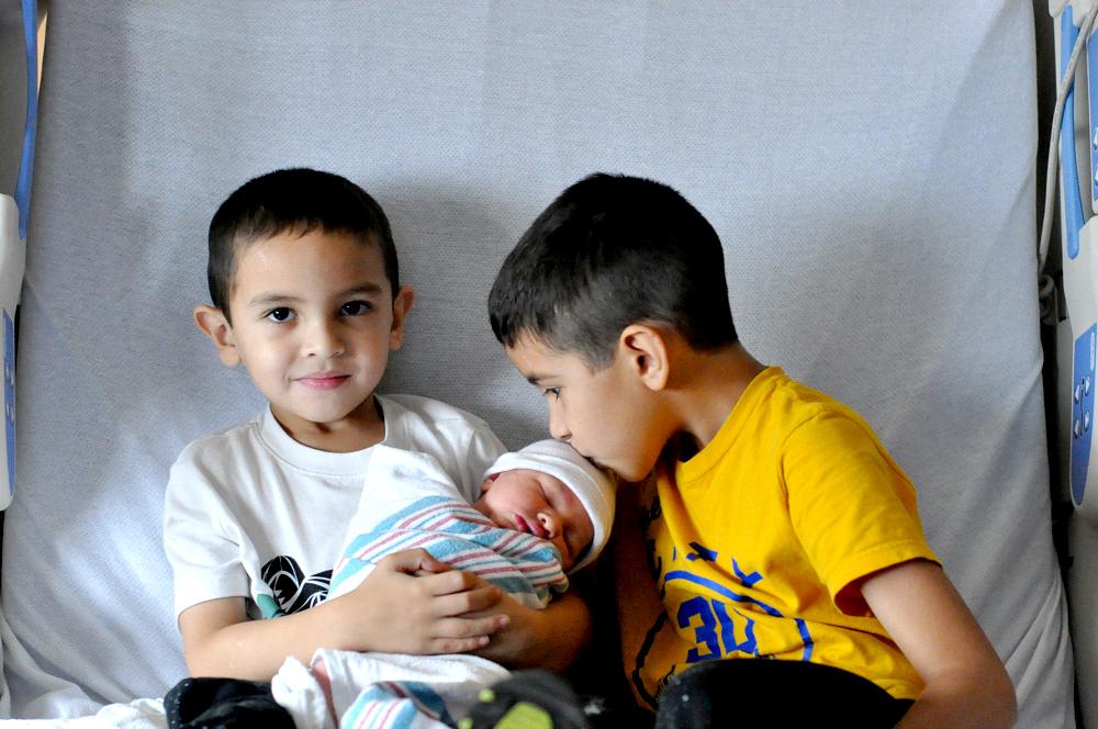 boys-w-miesha What A Latina Disney Princess Means To My Family #ElenaofAvalor