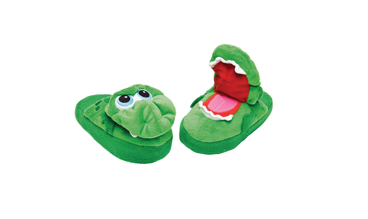 Stompeez are super cute, fun slippers that your kids will love