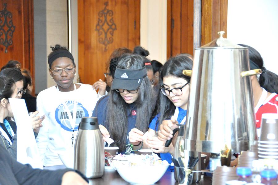 Inspiring Leadership In Young Women
