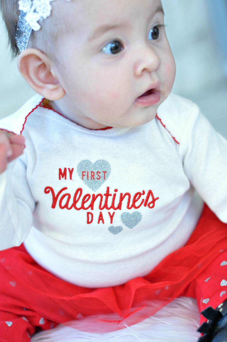 My first valentines outfit