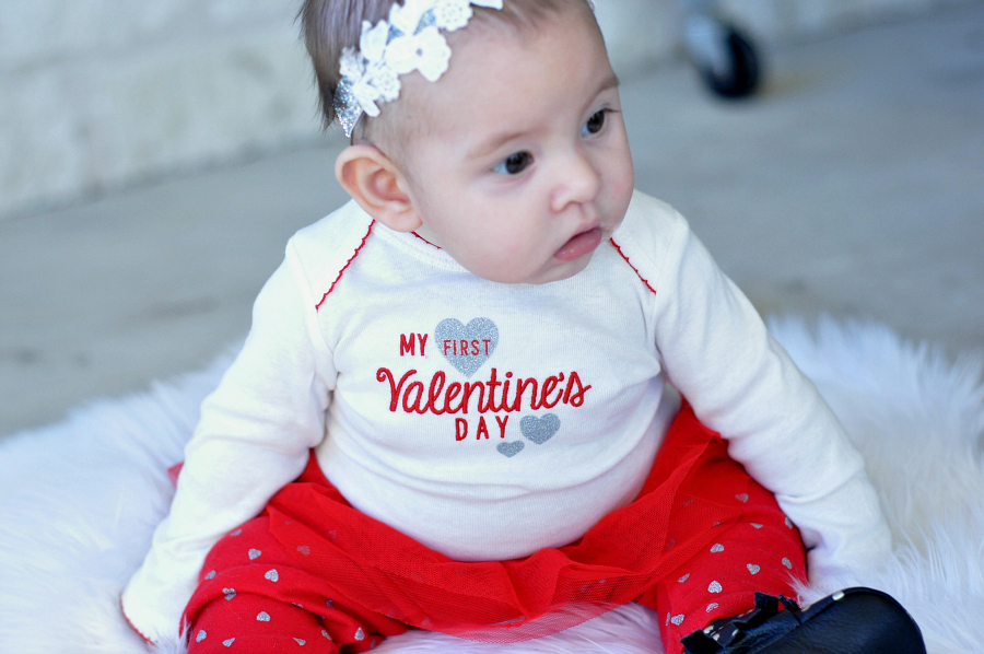 Sweet my first Valentine's day outfit