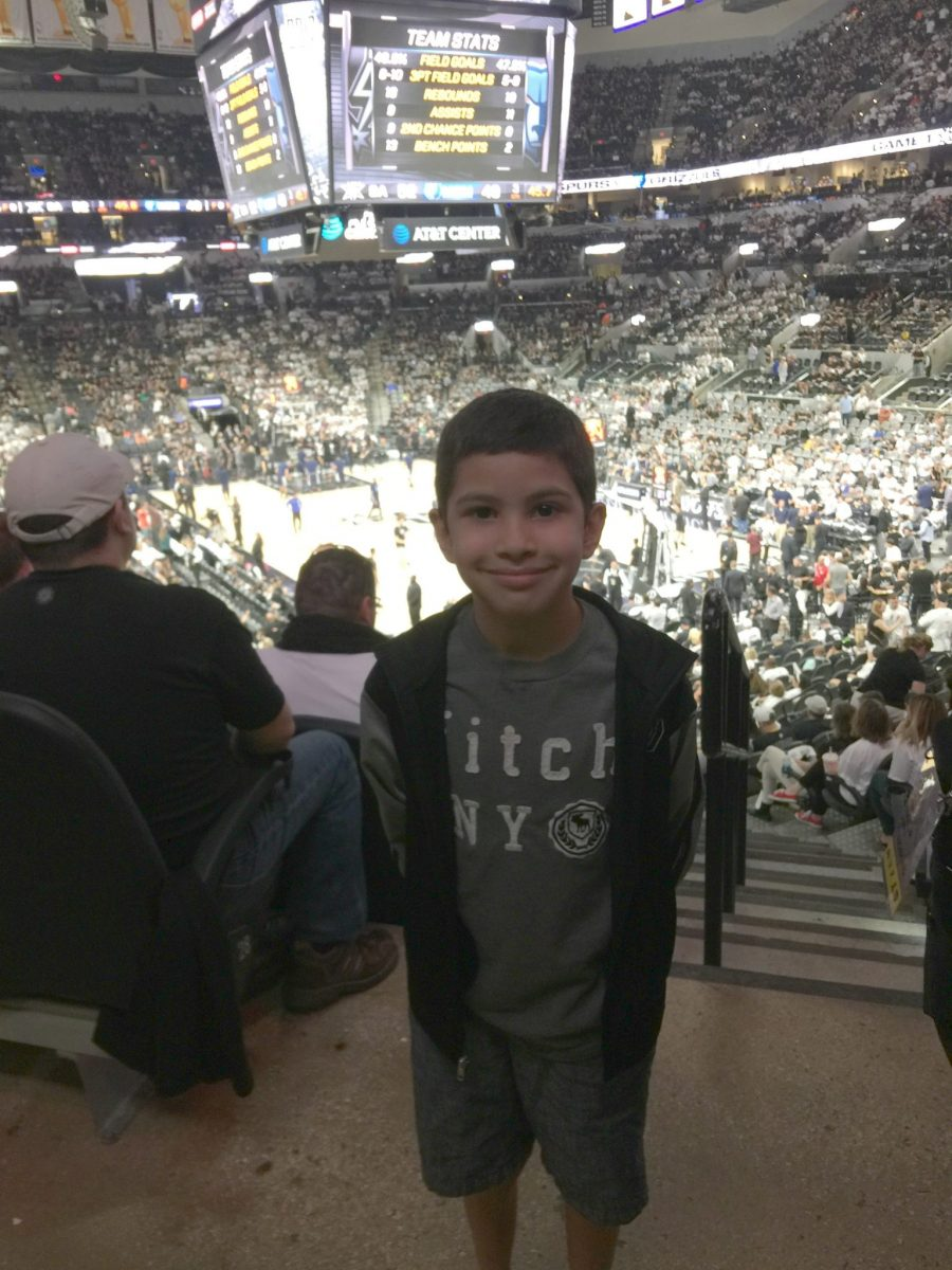 Brody spurs game