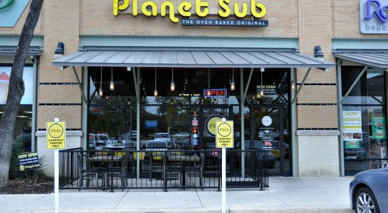 Planet Sub Oven Baked Review