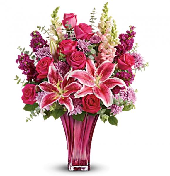 Teleflora's Bold Elegance Bouquet