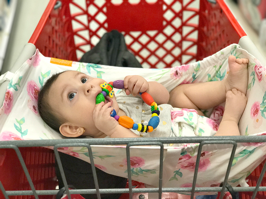 Shopping in the Binxy Baby