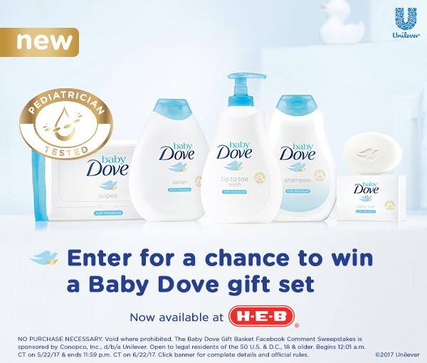 H-E-B: Baby Dove