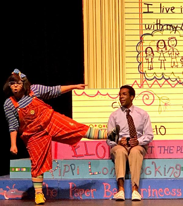 Junie B. Jones in San Antonio this summer at the Magik Theatre